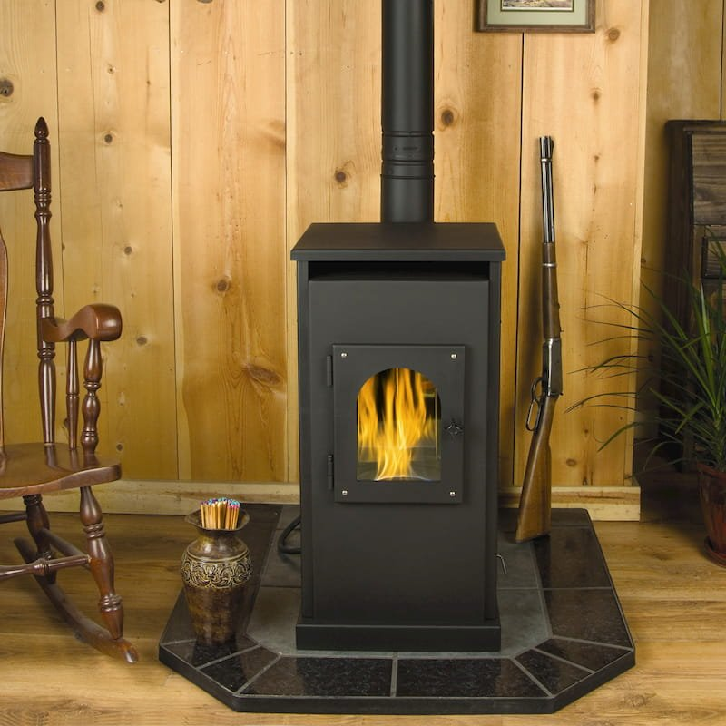 High Efficiency Heating and Cooling Kuma Arctic Oil Stove