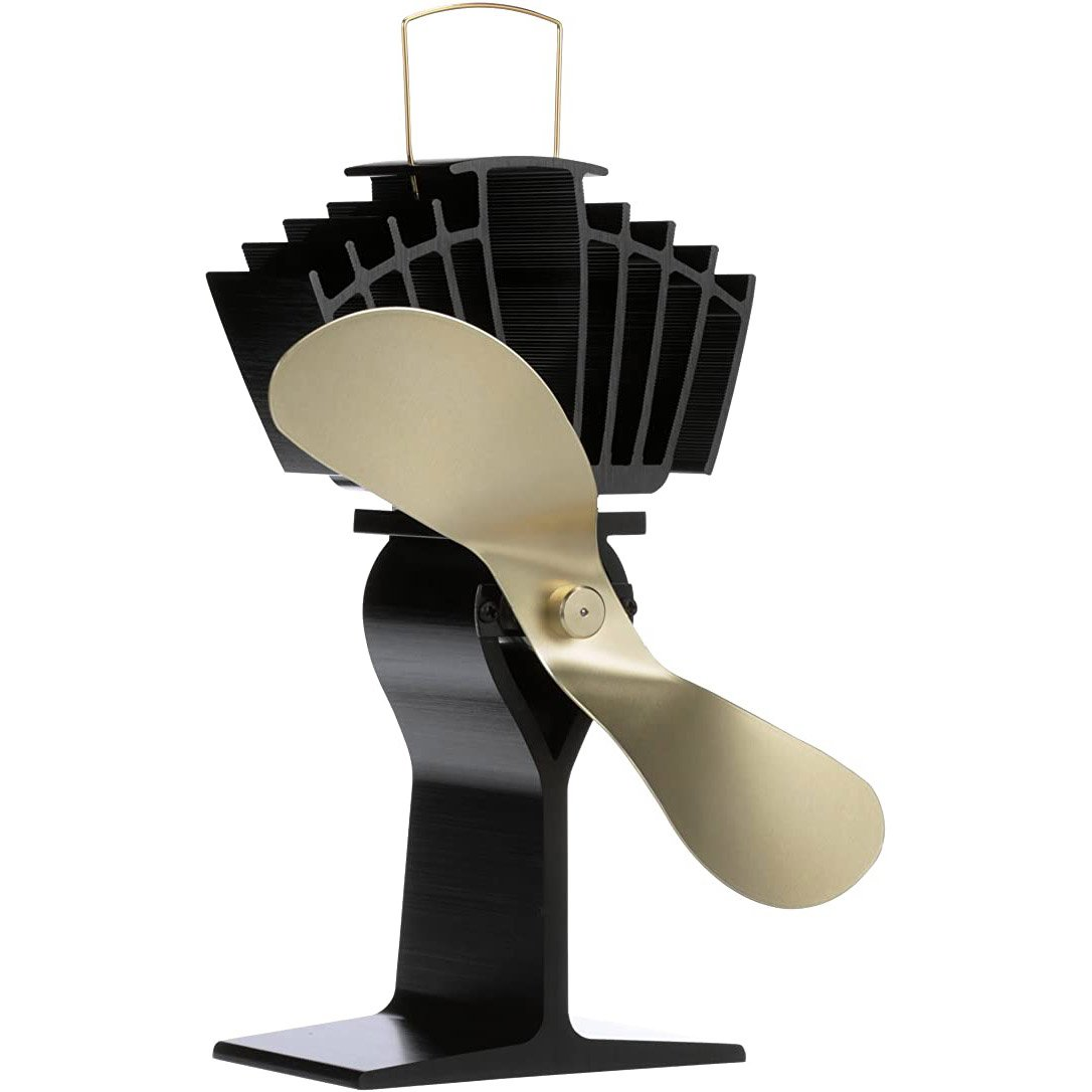 Caframo Ecofan AirMax 812 Heat Powered Wood Stove Fan