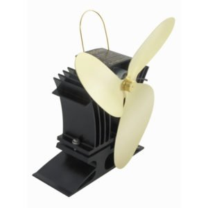Caframo Ecofan Belair 806 Wood Stove Fan Gold