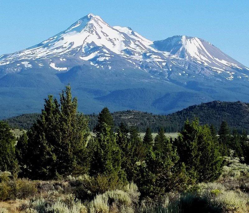 Mount Shasta California