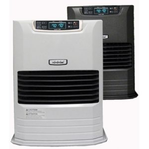 Toyotomi L-300 Laser Vented Heater Cream and Graphite