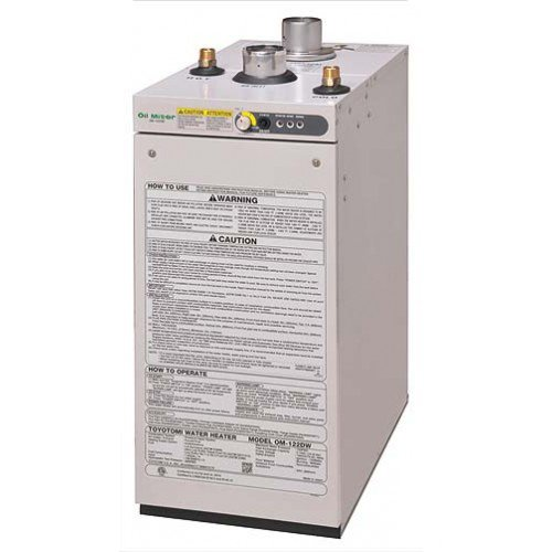 Toyotomi Oil Miser OM-122 Semi On-Demand Water Heater